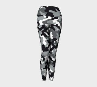Camouflage - Noir et Gris  preview