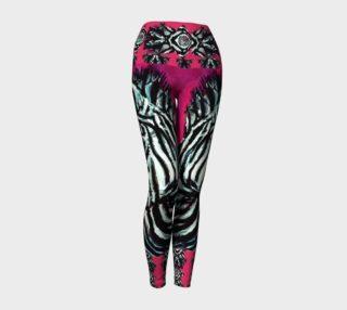 Abrica-Zebra / Zebra Cowgirl Leggings preview