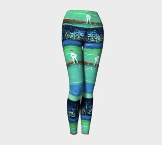 Grand Slam First Place Tennis Leggings preview