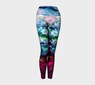Aperçu de Cosmic water Yoga leggings