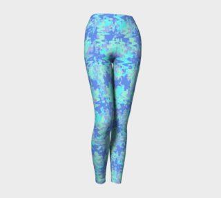 Aperçu de Wavy blue pattern