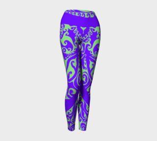 Aperçu de Fillmore Celtic Spiral Yoga Leggings