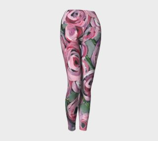 Coco's flower leggings preview