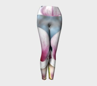 Cherry Blossom Yoga Leggings preview
