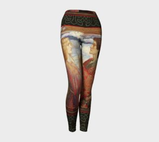 Aperçu de Tristan and Isolde - Yoga Leggings
