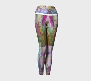 Aperçu de Egyptian Iris Yoga Pants