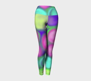Fruity Colours Yoga Leggings preview
