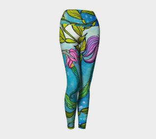 Mermaid Yoga Pants preview