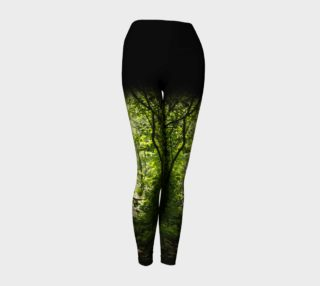 Forest Yoga Leggings preview