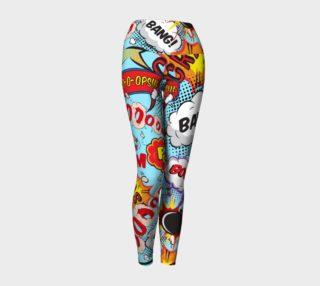 What?? Yoga leggings preview