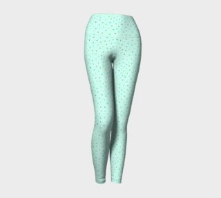 Blitzen Yoga Leggings preview