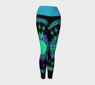 Trance Dance Leggings preview