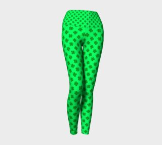 Lucky Leprechaun Yoga Leggings preview
