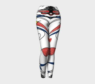 Aperçu de Mondrian yoga leggings
