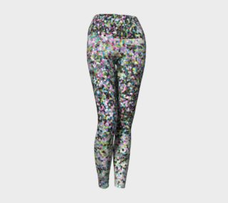 Yoga Leggings Glitters preview