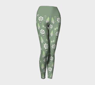 Gaia Yoga Leggings V01 preview