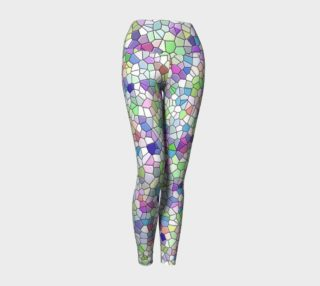 Mosaic Yoga Leggings preview