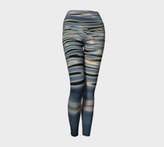 Ocean Reflections Leggings by Mandy Ramsey preview