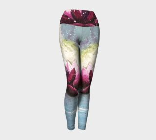 Energy Lotus Yoga Leggings preview