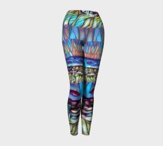 wild yoga pants preview