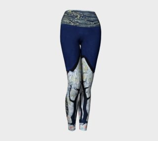 Lothlorien Yoga Leggings preview