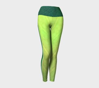 Green.Life.Good.LIfe yoga leggings preview