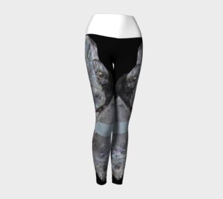 Crystal Magic yoga leggings preview