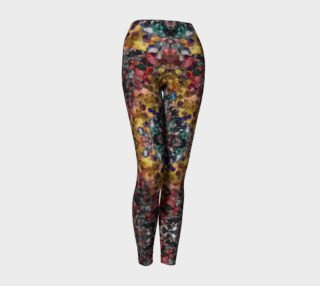 Spray Rose Kaleidoscope Pants preview