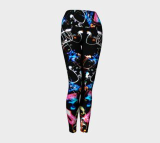 Spaced Out Yoga Leggings preview