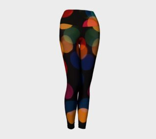 Bokeh Yoga Leggings aperçu
