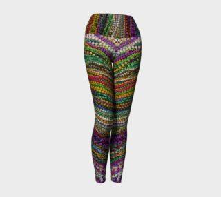 Slant Mardi Gras Legging preview