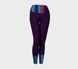 Color Dance Matching  Yogo Leggings preview