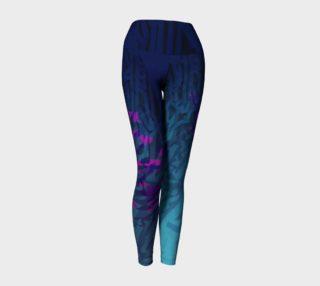 Mermaid Yoga Leggings preview