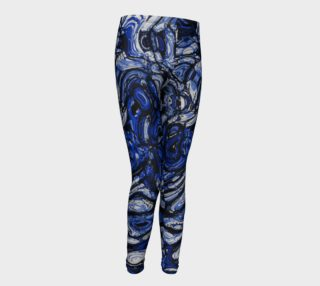 Chaotic Dream Youth Leggings preview