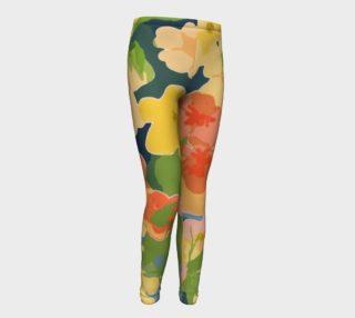 Flower Girl Leggings preview