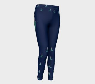 Mermaid - Navy preview