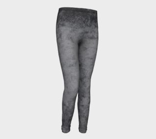 Urban grey patterned leggings preview