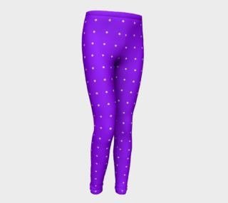 Umsted Design Purple Polka Dots preview