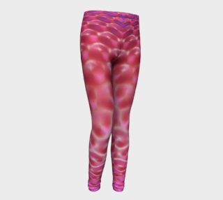 Pink Bubble Youth Leggings preview