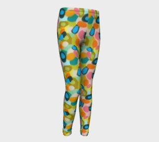 Color Cantata Kids Artist Leggings preview
