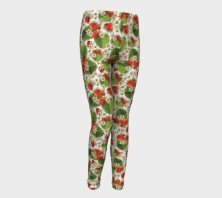Strawberries Youth Leggings preview