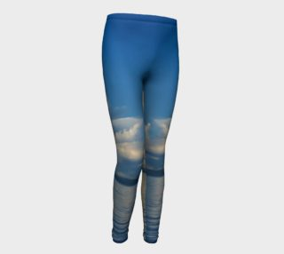 Qualicum Beach Youth Leggings preview