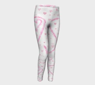 Love Bubbles Youth Leggings preview