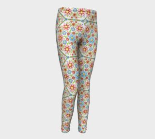 Millefiori Floral Youth Leggings preview