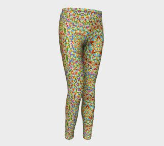 Candy Trinkets Youth Leggings preview