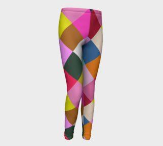 Harlequin Girls Leggings preview
