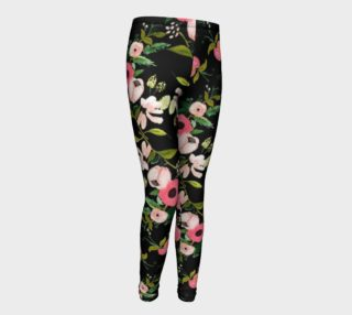 Of Kings and Queens youth legging preview