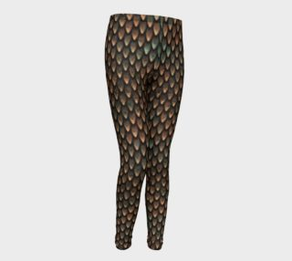 Copper Dragon Youth Leggings preview