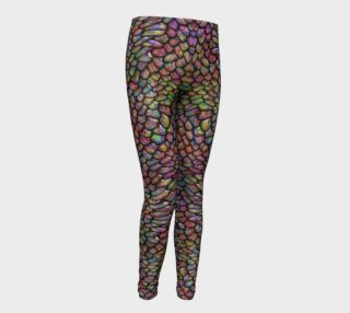 Fire Dragon Youth Leggings preview