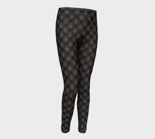 Midnight Dragon Youth Leggings preview
